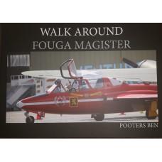 Walk around - Fouga Magister Books