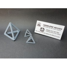 Concrete Tetrahedron tank Obstacle scenery