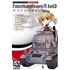Panzerkampwagen IV Ausf D Egg scale tanks