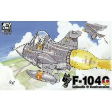 F-104 Starfighter German Version egg plane