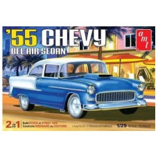 55 Chevy Bel Air 1/25