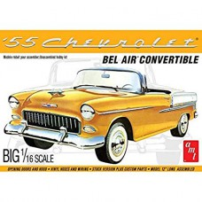 Chevy Bell Air Convertible 1955 1/16