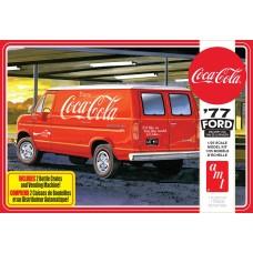 Coca-Cola 1977 Ford Delivery Van 1/25