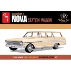 1963 Chevy II Nova Station Wagon 1/25