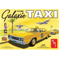 1970 Ford Galaxie Taxi 1/25