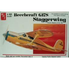 Beechcraft G17S Staggerwing 1/48