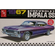 67 Chevy Impala 1/25