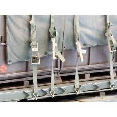 cargo load securing straps 1/35