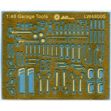 Scale mechanic tool set 1/48
