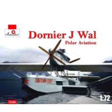Dornier J. Wal Polar aviation 1/72