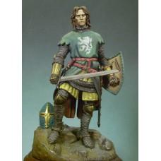 Medieval Knight (1320) 1/20 - 90 mm