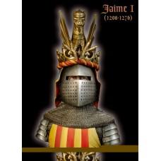 Jaime I 1208-1276 busts
