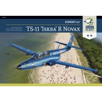 TS-11 Iskra Novax Expert set 1/72