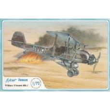 Vickers Vincent Mk.I 1/72