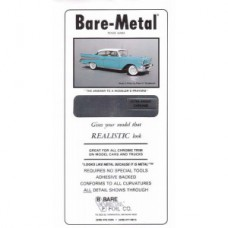 Ultra Bright Chrome Bare Metal