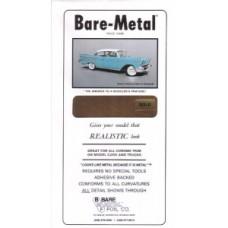 Gold Bare Metal