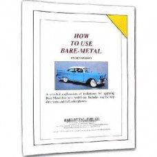 how to metal foil book Bare Metal