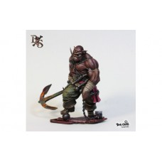 Redghar - Yhe Black Orc BigChildCreative