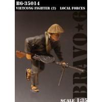 Vietcong Fighter (2) 1/35