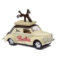 Renault 4 CV poulain Cars