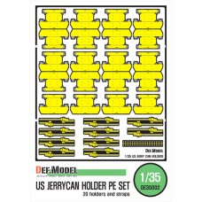 US Jerry Can Holder 20 set (for 1/35 US Jerry can) 1/35