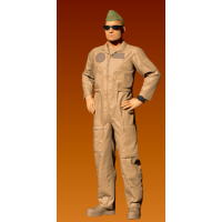 USMC male helicopter pilot 1/35