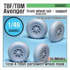 TBF/TBM avenger 1/48