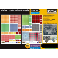 Kitchen, tablecloths & towels 1/48