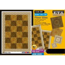Floor tiles 1/24