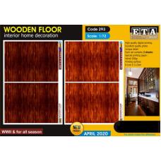 Wooden floor 1/72