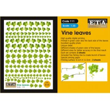 Vine leaves Landscaping - Scratch building