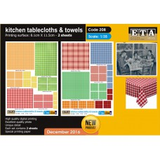 Kitchen, tablecloths & towels 1/35
