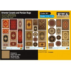 Oriental Carpets and Persian Rugs 1/72