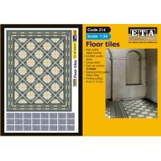 Floor tiles Landschapbouw - scratch building