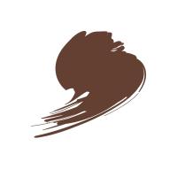 dark brown Single paints