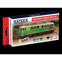 Polish airways Locomotives vol1 Hataka rood