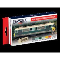 Polish airways Locomotives vol2 Hataka rood