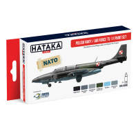 Polish navy / air force TS-11 Hataka rood