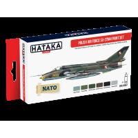 Polish air force Su-22M4 Hataka rood