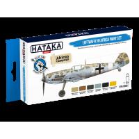 Luftwaffe in Africa Hataka blauw