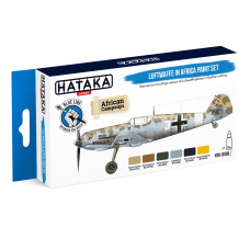 Luftwaffe in Africa Hataka blue