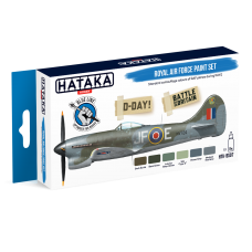Royal Air Force Hataka blauw