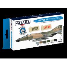 USAF Paint set (vietnam war) Hataka blue