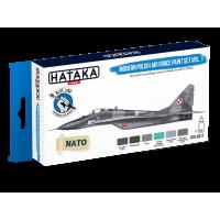 Modern Polish air force Hataka blauw