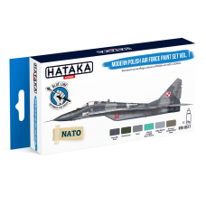 Modern Polish air force Hataka blauw