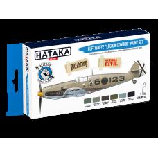 Luftwaffe Legion Condor Hataka blauw