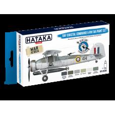 RAF Coastal command & RN FAA Hataka blue