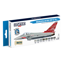 Modern Royal Air Force Vol 1 Hataka blauw