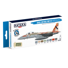 Israeli air force modern jets Hataka blauw