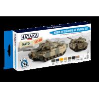 Modern British Army & RAF AFV Hataka blue